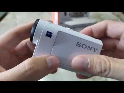 Краткий обзор Action Cam Sony HDR AS300  сравнение с Sony HDR AS30V + примеры сьемки