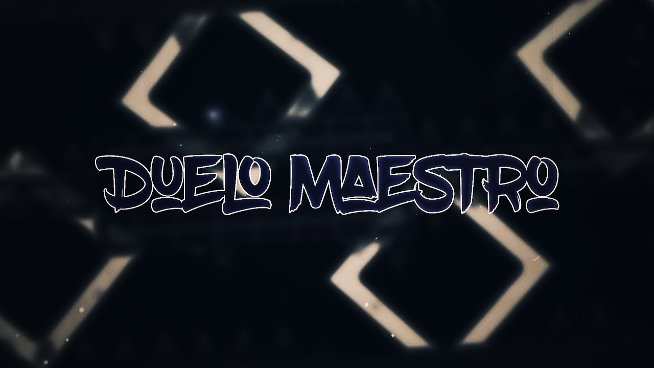 Duelo Maestro 100% || SOLO || 2 Player Extreme Demon