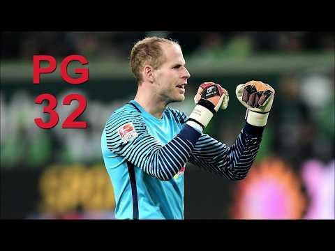 Peter Gulacsi - 2016 / 2017 season - Bundesliga - RB Leipzig