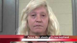 Mom shoots girl's new boyfriend - Lisa Freeman and Jaleel Pickett
