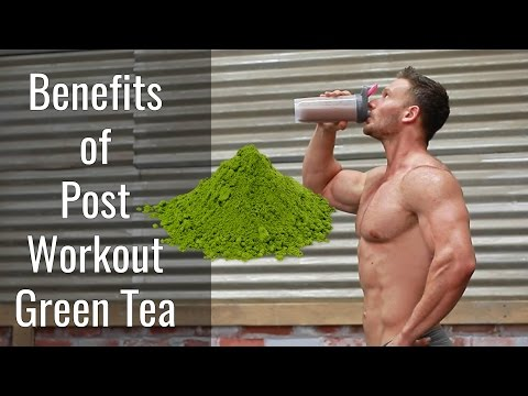 Green Tea for Fat Loss: Health Benefits of EGCG- Thomas DeLauer