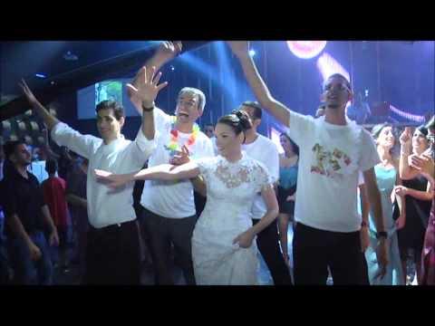 חתונה בסטייל Gangnam Style wedding dance