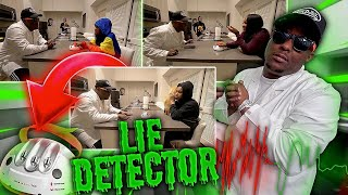 I Gave DDG TeeTee & My Mama A LIE DETECTOR TEST !! * DO THEY MISS THIER EXES *