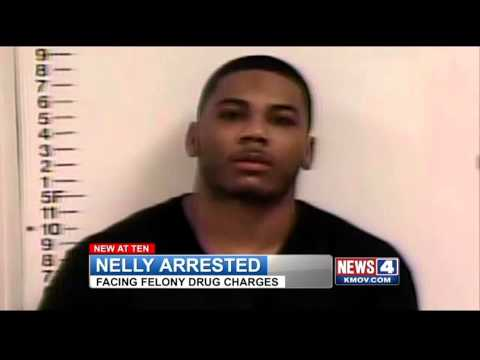 Rapper Nelly Arrested For Meth, Weed, Guns In Tennessee (Breaking News)