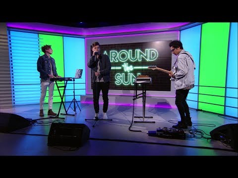 AROUND THE SUN - DIVIDE (feat. Mark Moroz) TV Perfomance