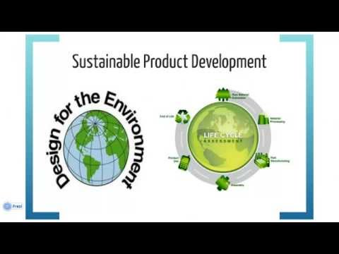 to sustainable product development
