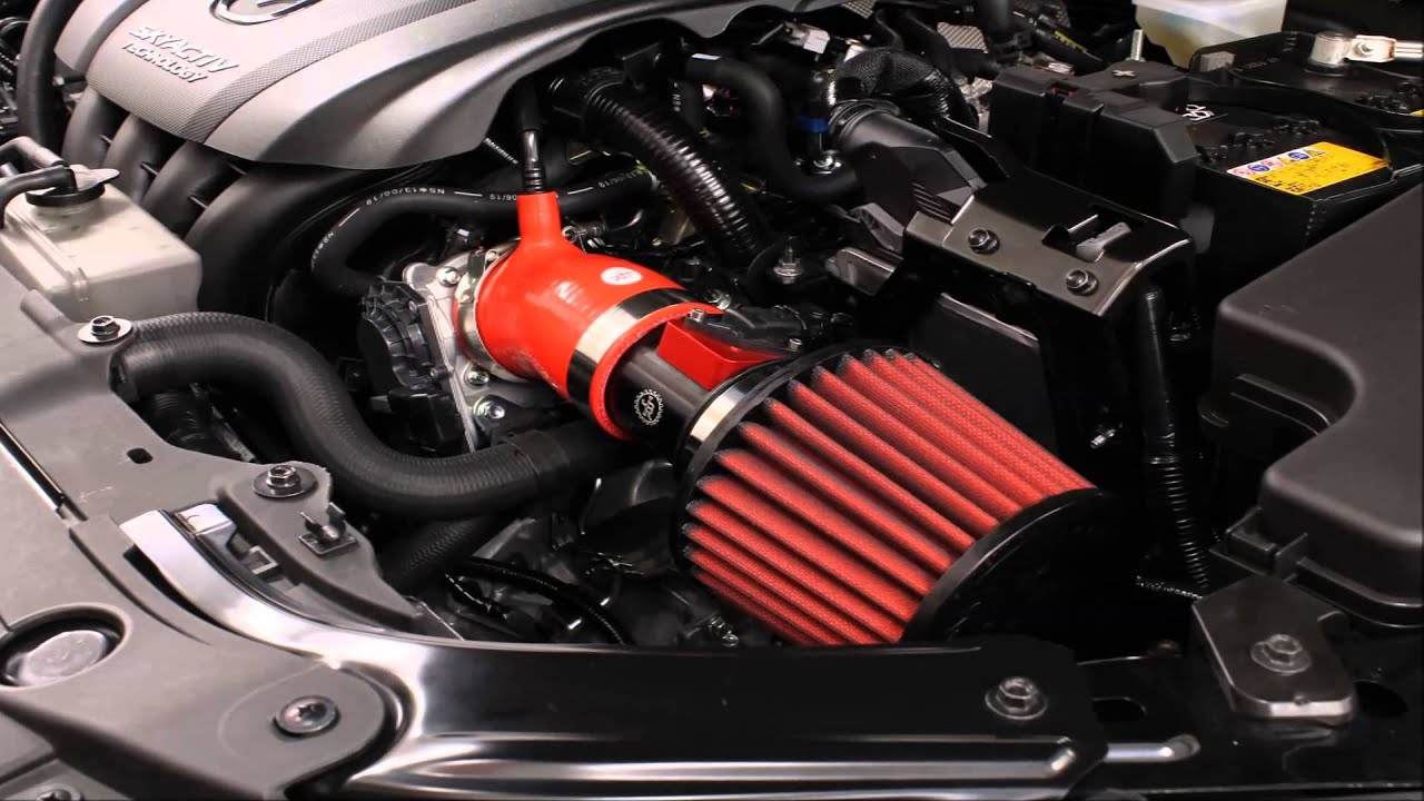 Jbr skyactiv intake systems youtube for Mazdaspeed 3 jbr motor mounts