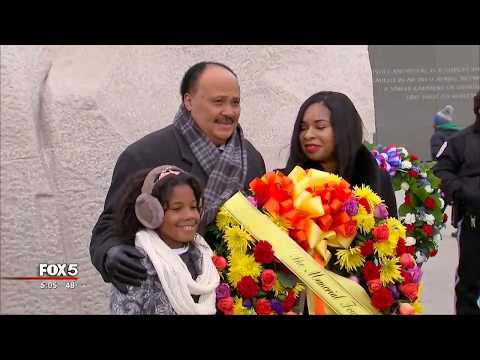 Dr  Martin Luther King, Jr  Day commemorations