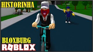TROLLEI MY BEST FRIEND (HISTORINHA AT ROBLOX) BLOXBURG
