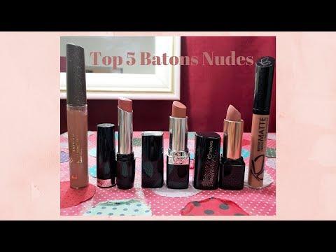 Top 5 Batons Nudes
