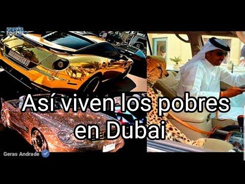 As viven los Pobres en Dubai