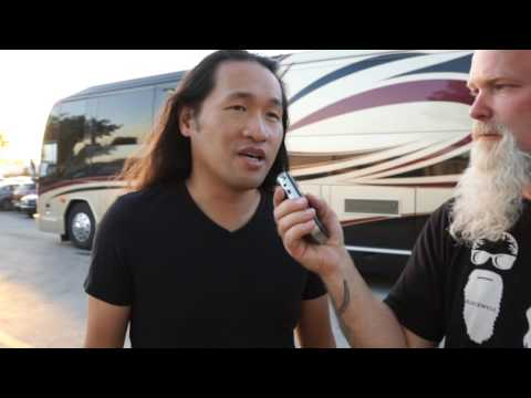 Dragonforce Interview - Dallas, TX '17