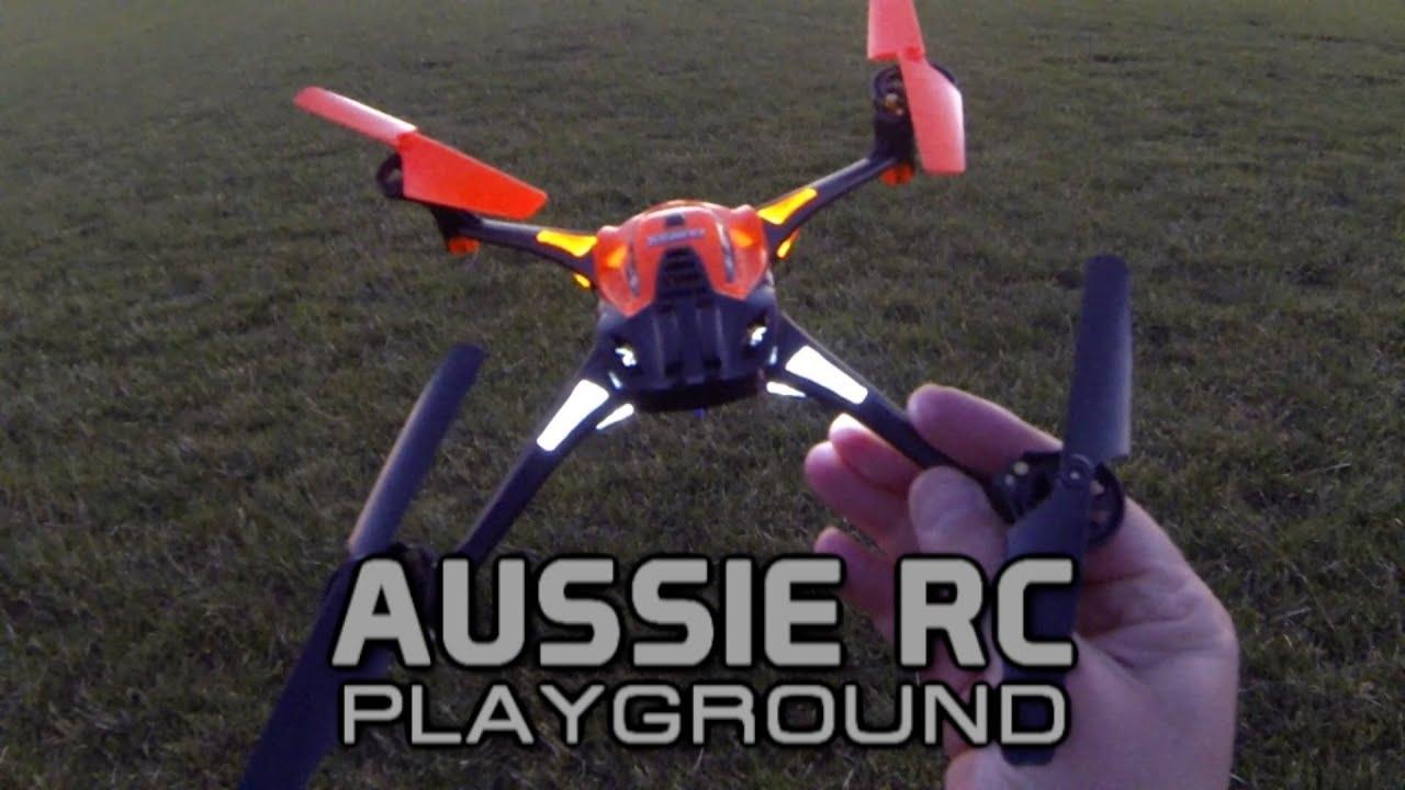 Latrax alias quadcopter rtf.