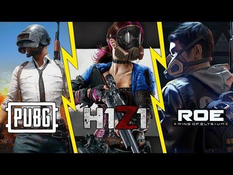 H1Z1 on PS4 Pro LIVE! (H1Z1 Playstation 4 Pro)