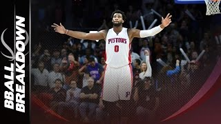Andre Drummond: The Monster of Motown