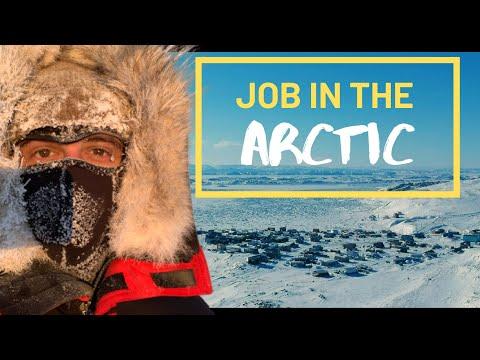 I Got A Job In The Arctic... ᐃᖃᓗᐃᑦ
