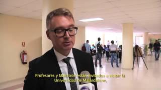 Colaboración Internacional entre la UTP y Suecia
