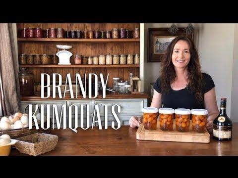 Brandy Kumquats