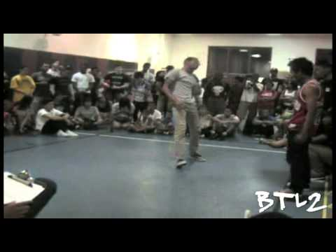 Big Meech & Larry Hoover vs Azn Sensation | BREAK THE LIMITS 2 | 8.13.11