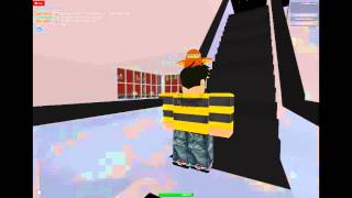 National Escalator at an Unknown Place on Roblox with ttngidoc