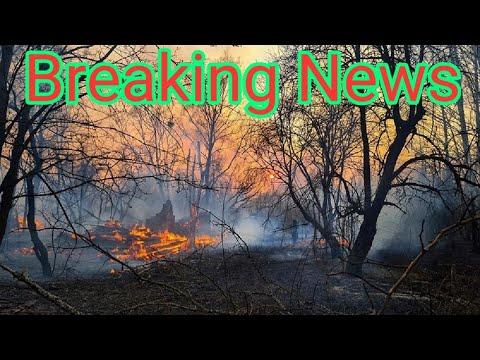 Chernobyl Is On Fire Breaking News