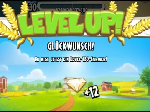 Hay Day LVL UP! - Level 130!!