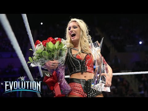 Toni Storm wins the 2018 Mae Young Classic: WWE Evolution 2018 (WWE Network Exclusive)