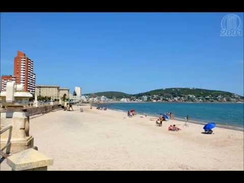 La playa de Piriápolis verano 2018, Videos fotos de Maldonado, Uruguay, que lugar para descubrir