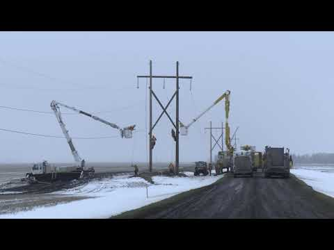 Restoration North Of Portage La Prairie – October 2019