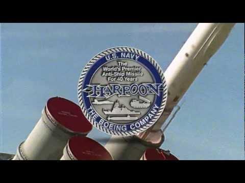 Harpoon missile meets 40-year milestone
