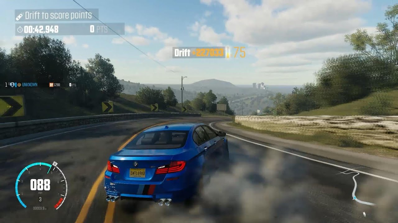 The Crew Wild Run Drift Trial 549423 Pts Quot Only The Brave