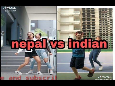 Sani Narisauna Malai Fakauna Aaudaina / Nepali Tik Tok Musically Videos