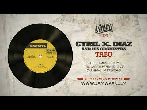 Cyril X. Diaz And His Orchestra - Tabu