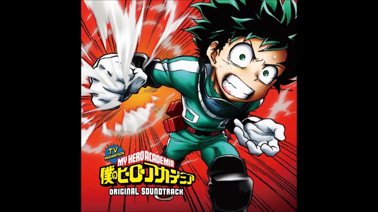Boku no Hero Academia OST - 03 - Hero ni Naru Nda! / ヒーローになるんだっ! - Boku no Hero Academia OST - 03 - Hero ni Naru Nda! / ヒーローになるんだっ!
