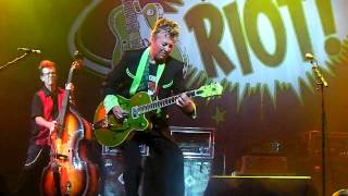 Brian Setzer Rockabilly Riot - This Cats On A Hot Tin Roof