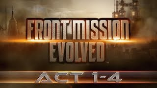 Front Mission Evolved [Act 1-4: Percival