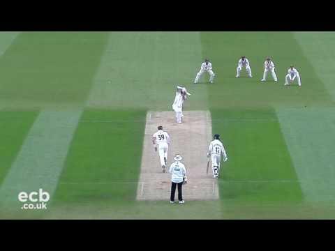 Highlights - Surrey v Lancashire - Day 1