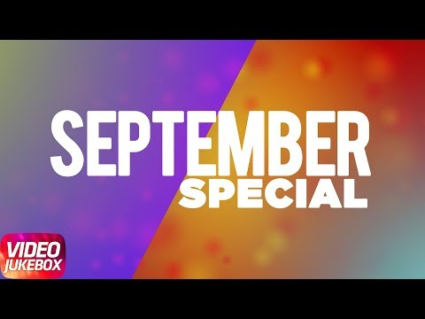 September Hits 2017 |  Punjabi Special Songs Collection | Speed Records