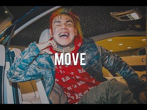 "(FREE) 6IX9INE Type Beat 2018 – ""MOVE ""  | Free Type Beat | Rap/Trap Instrumental 2018"