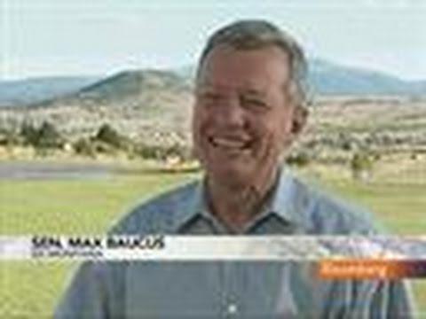 Senator Baucus Hosts Montana Economic Development Summit: Video