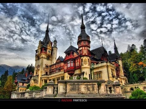 Europe  Travel – Sinaia –  Panasonic GX8