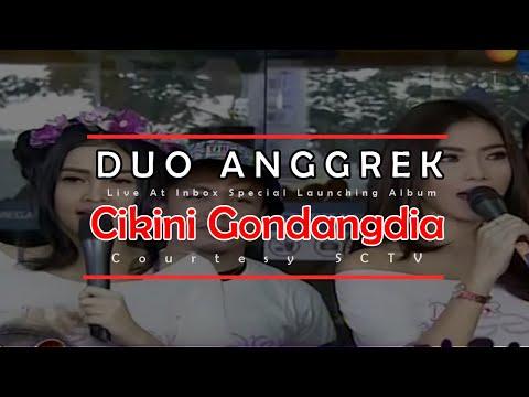 DUO ANGGREK [Cikini Gondangdia] Live At Inbox Special Launching Album (19-06-2015) Courtesy SCTV