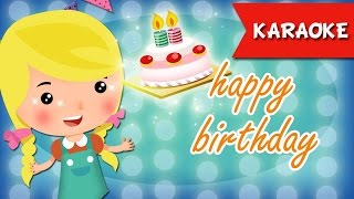 Happy birthday to you karaoke : 10 times repeated