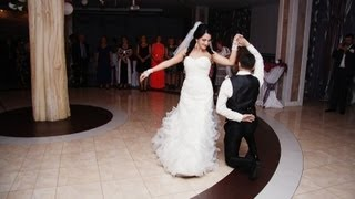 Gambar cover First wedding dance. Julio Iglesias and Dolly Parton - When you tell me that you love me