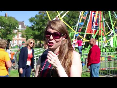 Celebration on Main Quad launches 'With Illinois' campaign
