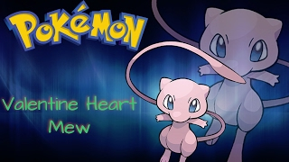 Roblox Project Pokemon // Got A 3 Aura Valentine Mew!! // Valentine Event