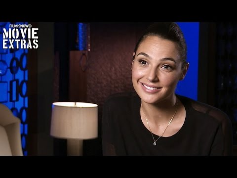 Keeping Up with the Joneses | On-set visit with Gal Gadot
