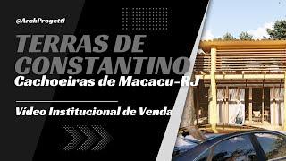 Vídeo Institucional do Residencial Terras de Constantino