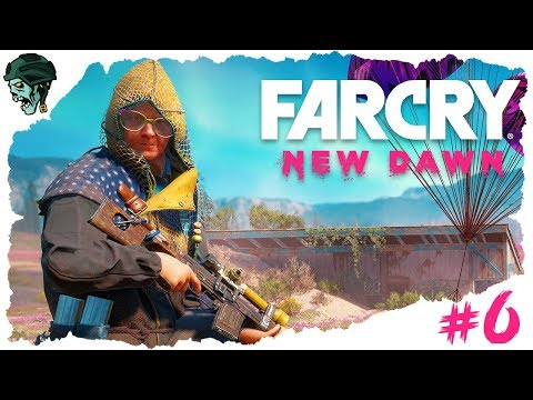 "Far Cry: New Dawn Gameplay Walkthrough Part 6 - ""Eden's Fire"" (Let's Play)"