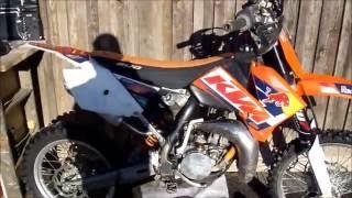 tuto vidange de sa moto (ktm 85 sx)